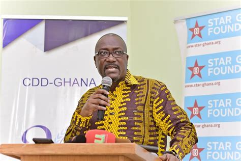 CDD Ghana launches Manifestos for Development Project