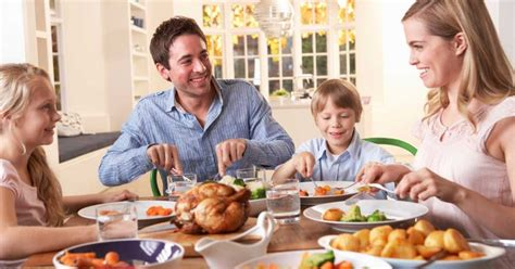 Frequent Family Meals Can Contribute to Obesity Prevention