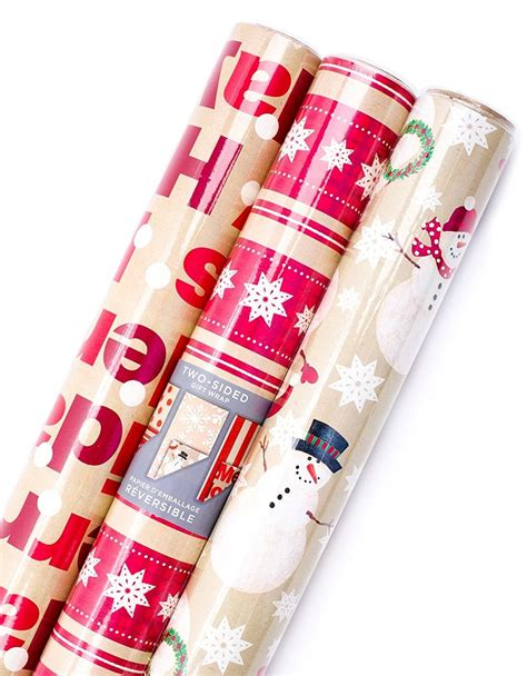 20 Best Christmas Wrapping Paper & Gift Boxes in 2020