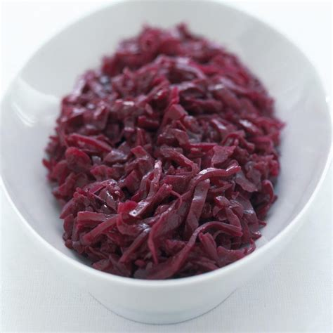 Traditional Braised Red Cabbage with Apples | Recipes